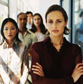 Motivating women employees