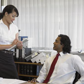 Secretary - a career that nurtures a woman's managerial skills